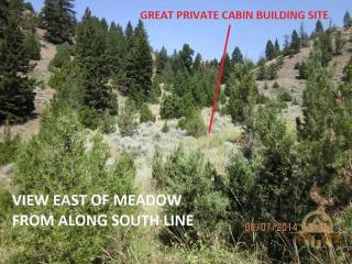 Tract 413a Skyline Road, Three Forks MT