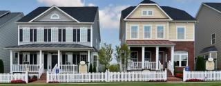 Clarksburg Village Classic Neo-Traditional Homes by Ryan Homes