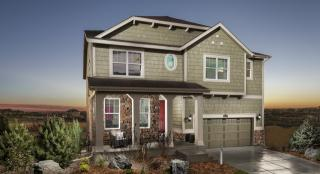 Leyden Rock : The Monarch Collection by Lennar