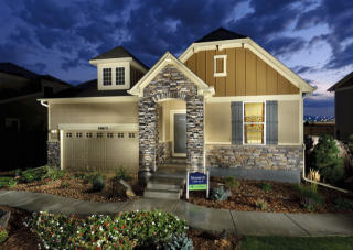 The Preserve by Meritage Homes