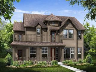 Savannah 40's by Ryland Homes