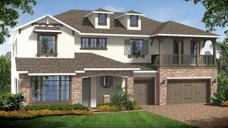 Barrington Plan in Arden Park, Ocoee, FL 34761