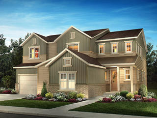 Erie - Peakview Collection at Colliers Hill by Shea Homes-Family