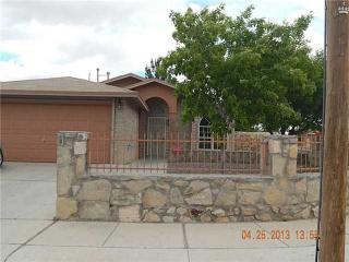 3456 Waterside Dr, El Paso, TX 79936