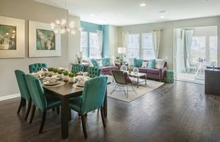 The Crossings at Highland Park by Pulte Homes