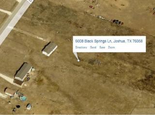 6008 Black Springs Ln, Joshua, TX 76058