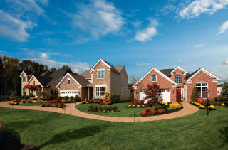 Regency at Yardley - The Villa Collection by Toll Brothers