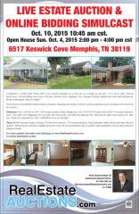 6517 Keswick Cv, Memphis, TN 38119