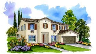 Residence 4 Plan in Newbridge At Heritage Lake, Menifee, CA 92585
