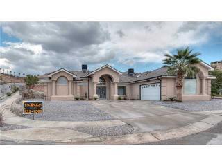 6732 Desert Canyon Dr, El Paso, TX 79912