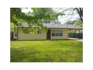 3161 Shick Dr, Indianapolis, IN 46218