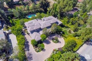 5871 Clear Valley Road, Hidden Hills CA