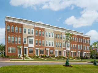 Brick Yard Station Townhomes by Ryland Homes