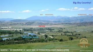 Tract 906 Ponderosa Road, Three Forks MT