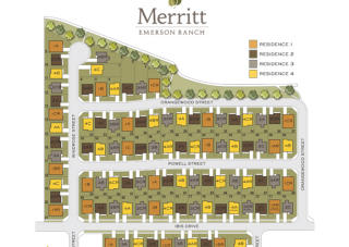 Merritt at Emerson Ranch by Brookfield Residential