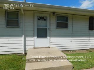 702 W 12th St #2, Junction City, KS 66441