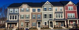 Creekside Village Non-Garage Townhomes by Ryan Homes