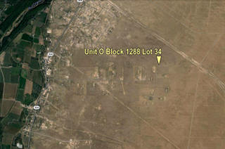 Lot 35 Block 1288, Belen NM