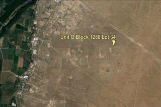 Lot 34 Block 1288, Belen NM