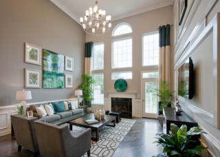 Mews at Laurel Creek by Toll Brothers