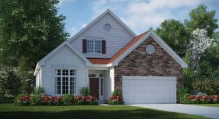 Greenbriar Stonebridge-Active Adult 55+ : Estate Homes Collection by Lennar