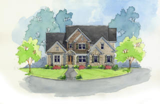 Lake Haven of Crabapple by Edward Andrews Homes