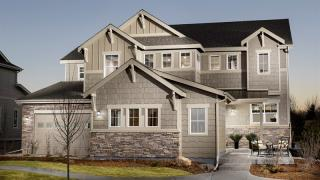 McClelland's Creek Perspectives 5000's by Ryland Homes
