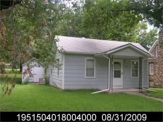 312 S Exchange St #2 BDRM HOME, Emporia, KS 66801