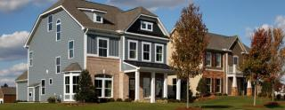 Brunswick Crossing Neo Traditional by Ryan Homes