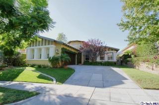 3739 N Hollingsworth Rd, Altadena, CA 91001