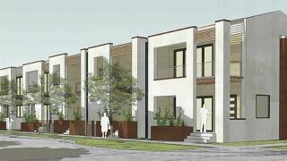 Mueller Row Houses by Standard Pacific Homes