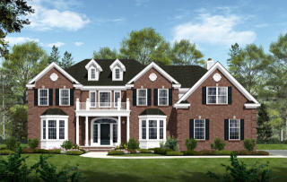 The Stafford Plan in The Estates at Waverly Place, Belle Mead, NJ 08502