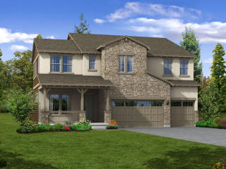 Richards Farm: The Alpine Collection by Meritage Homes