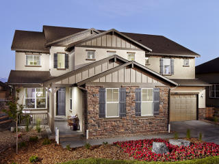 Flatiron Meadows by Meritage Homes