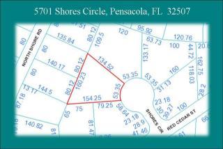 5701 North Shore Way, Pensacola FL