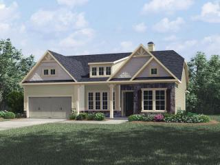 Dawson Pointe on Lake Lanier: The Cottage Series by Meritage Homes