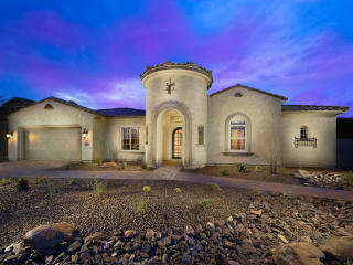 The Meadows at Camino A Lago by Meritage Homes
