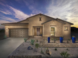 Silverbell Preserve by Meritage Homes