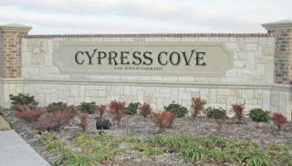 Cypress Cove by D.R. Horton