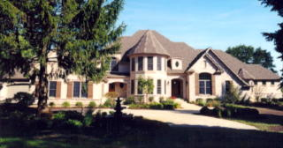 Silent Oaks of St. Charles by John Hall Homes