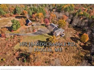 103 Hardscrabble Road, Hollis Center ME