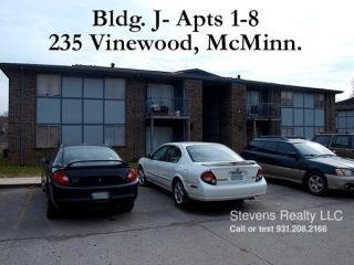 235 Vinewood Rd #J 5, McMinnville, TN 37110