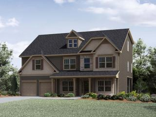 Lakeside Preserve: The Estate Series by Meritage Homes