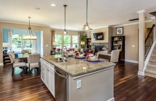 Oaks at Sears Farm North by Pulte Homes
