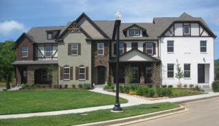 Shadow Green Townhomes by Goodall Homes