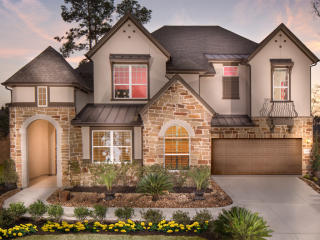 Waters Edge on Lake Houston - The Harbor by Meritage Homes