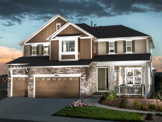 Kechter Crossing by Meritage Homes