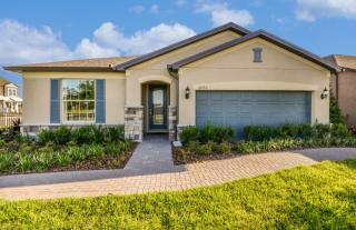 Crown Pointe Cove by Pulte Homes