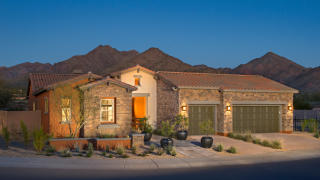 Windgate Ranch Scottsdale - Desert Willow Collection by Toll Brothers