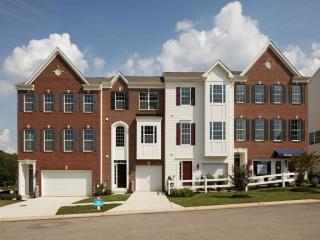 Hilltop at Holly Woods 1 Car Garage Townhomes by Ryland Homes